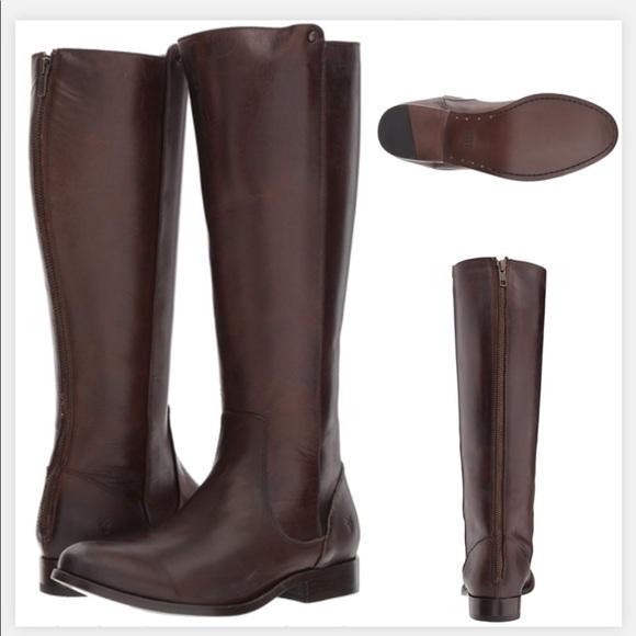 7c72150d065 NIB Frye Riding Boots